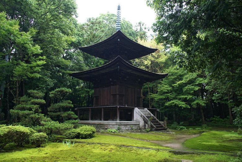 Du japon et des fleurs page 153 sur 160 for Architecture traditionnelle japonaise