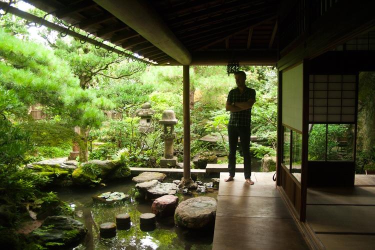 Maison japonaise a vendre du japon et des fleurs - Deco japonaise maison ...