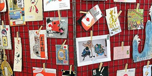 maison typique japonaise du japon et des fleurs. Black Bedroom Furniture Sets. Home Design Ideas