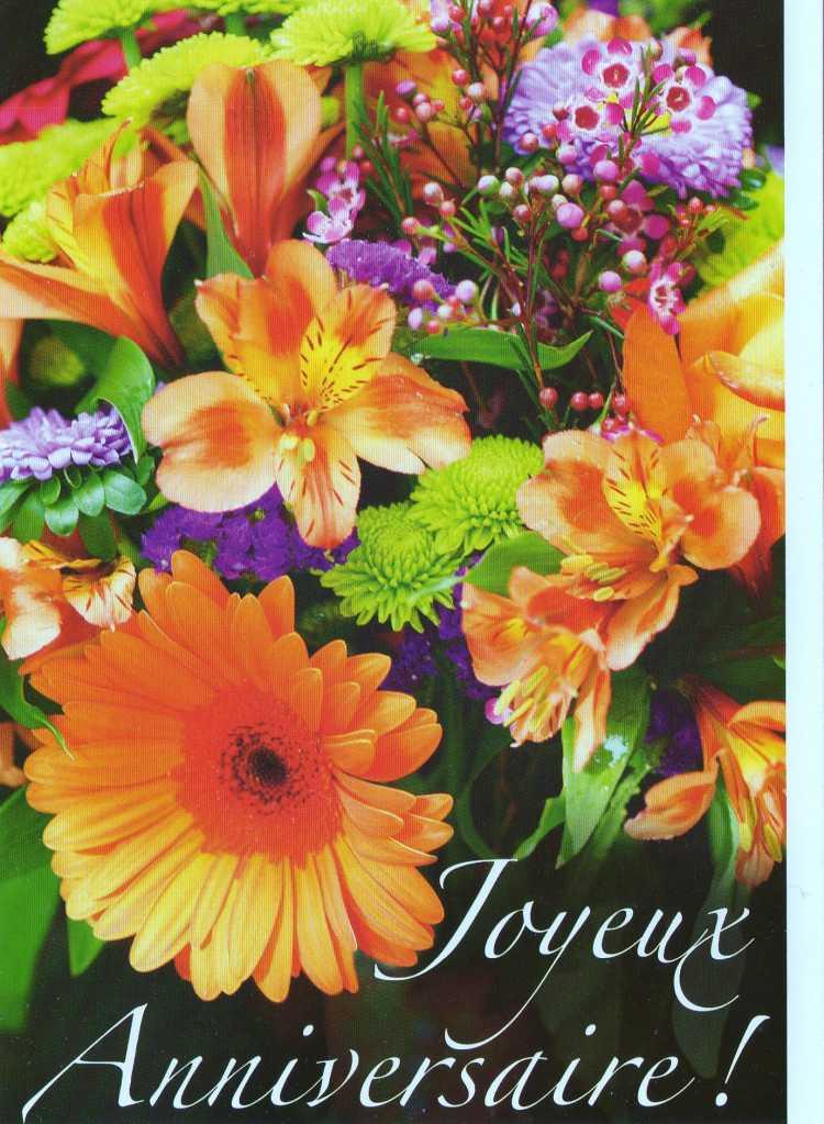 joyeux anniversaire fleurs exotiques du japon et des fleurs. Black Bedroom Furniture Sets. Home Design Ideas