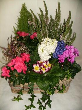 corbeille de fleurs pour enterrement du japon et des fleurs. Black Bedroom Furniture Sets. Home Design Ideas